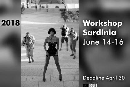 Karl Louis Workshop Sardinia 2018