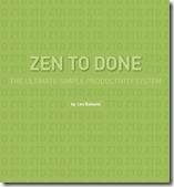 Outils de productivité partie 4: Zen et Focus (2/4)