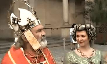 Hra na Karla IV s Helenou Kyselou