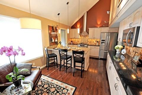 Blue Spruce Trail Kitchen