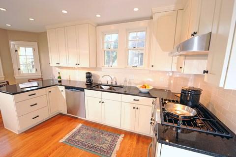 Chadbourne Road Kitchen