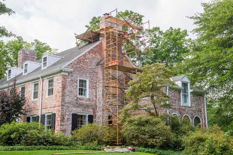 Chesterton Road Exterior Restoration