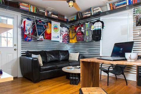 Jim Karlovec's Home Office