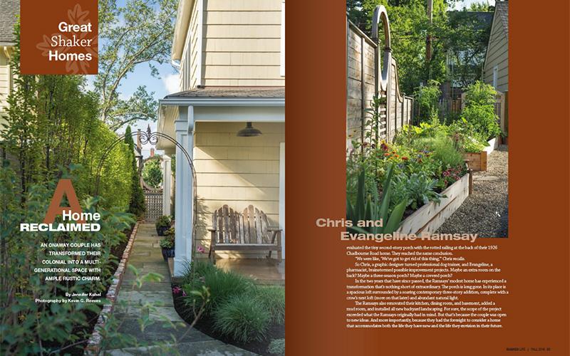 shaker life magazine great shaker homes fall 2016