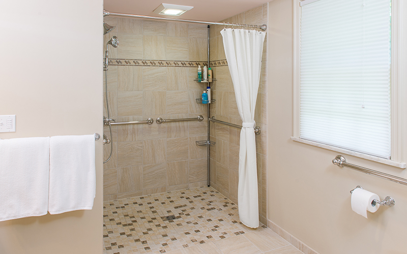 ada compliant bath design | karlovec & company, shaker heights, ohio
