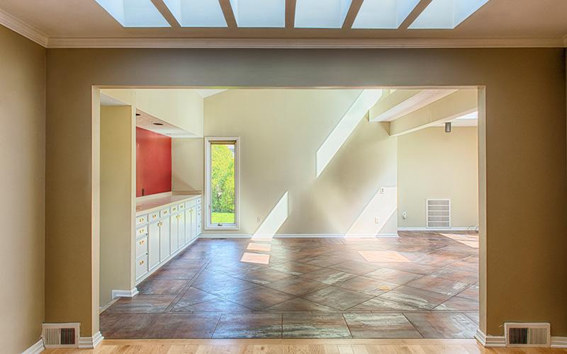 Interior Renovation Shaker Heights | Karlovec & Company