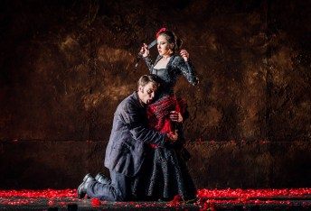 Carmen - foto: Robert Workman, 2015 © Glyndebourne Productions Ltd.