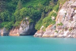 The natural beauty of Alaska was so inspiring and uplifting!