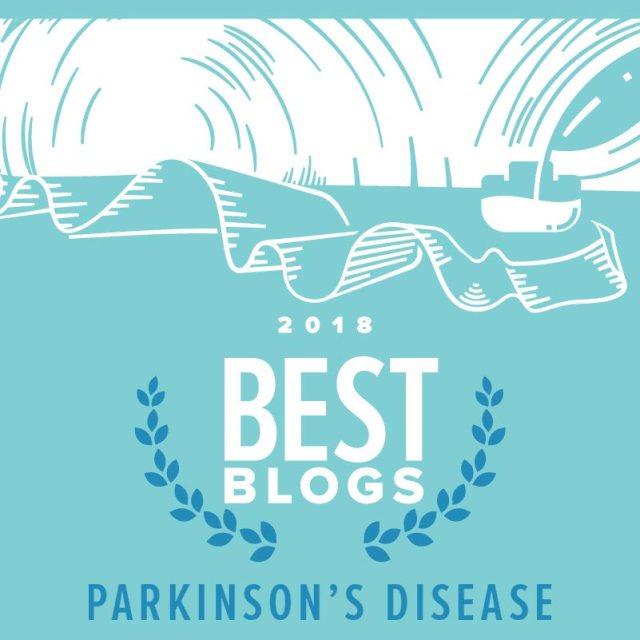 Healthline 2018 Best Blogs Parkinson's Disease