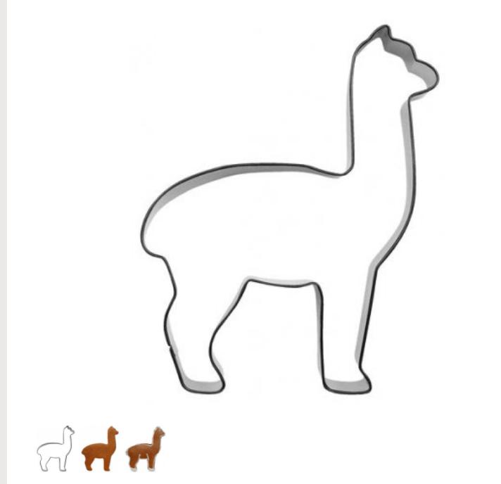 Kakform alpacka