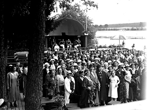 """Somliga evenemang på Nickebo fick Karlstadborna att gå """"man ur huse"""""""