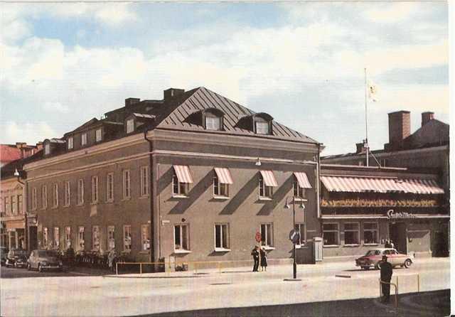 Stadskällaren var ett populärt nöjesställe, från sekelskiftet fram till rivningen 1986