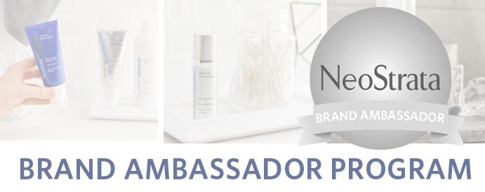 NeoStrata Brand Ambassador