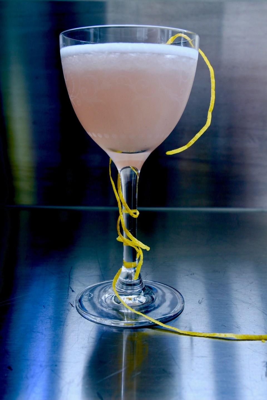 Nettle cocktail - fredagsdrinken