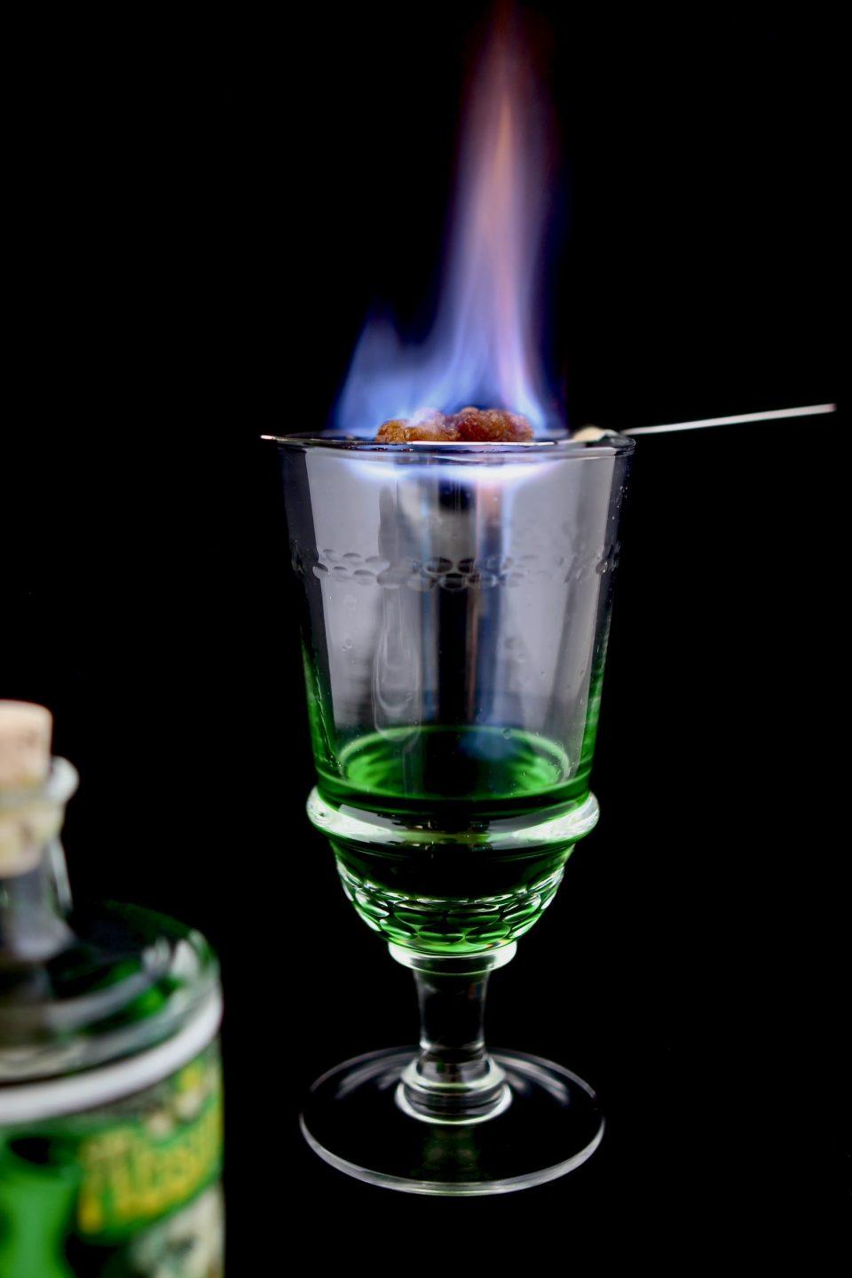 Absint - den gröna fen