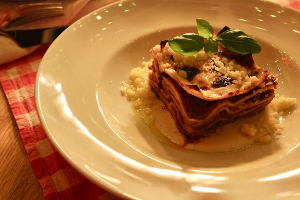 Lasagne Bolognese classico