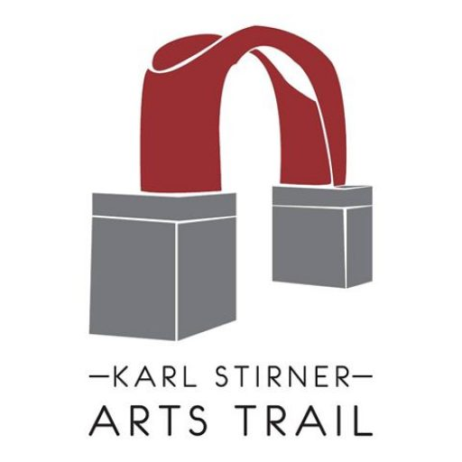 Karl Stirner Arts Trail Logo