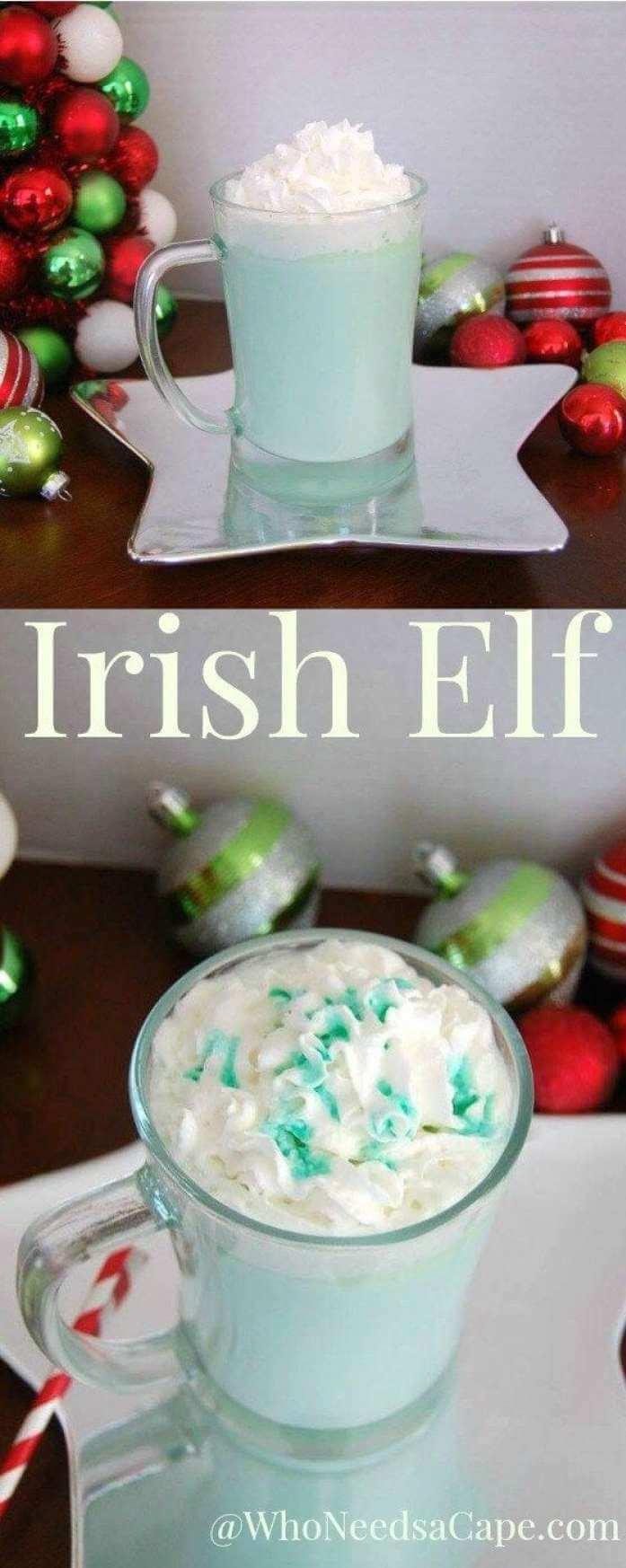Irish Elf