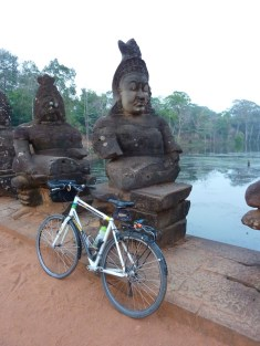 Bike and Buddha