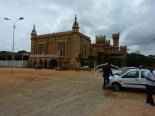 Lame picture of the Bangalore palace, bc I refused to buy at $10 ticket just to take pics of the outside. And, the guard wouldn't take my bribe.