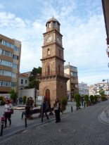 Clocktower in Canakkale