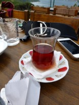 Turkish tea! Turns out Turkey is top in the world for national tea consumption... not surprised!
