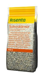 Solroskarnor-Naturella-400g