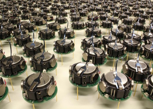 Kilobot - коллективный мини- робот