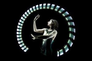 Танец и свет