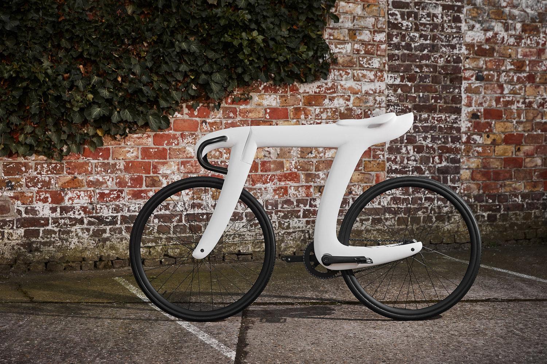 Велосипед в виде числа Пи