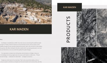 Kar Maden Catalog