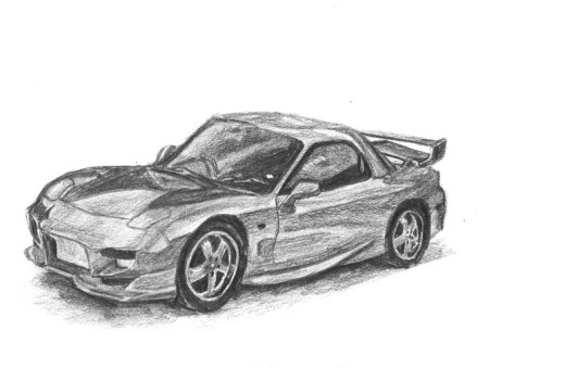 Karmaela Mazda Rx7