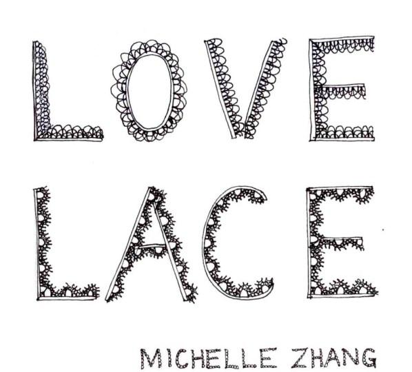Karmaela Love Lace Title Page Michelle Zhang