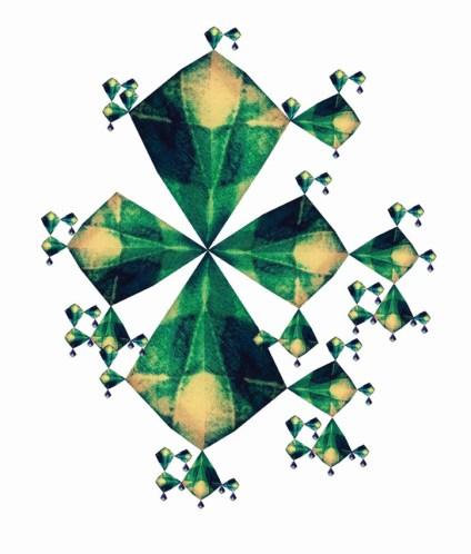 Diamond Motif 5