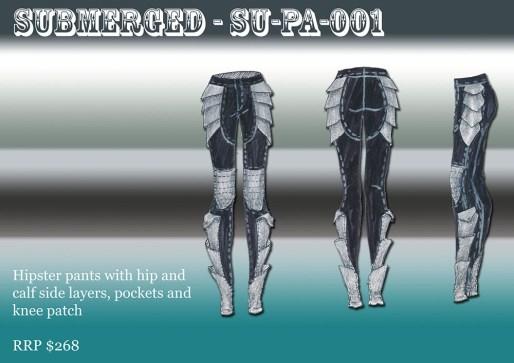 Submerged - Pants 1