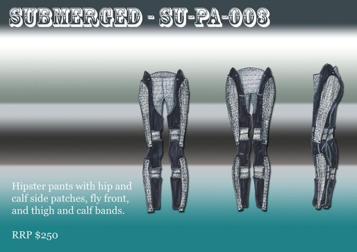 Submerged - Pants 2