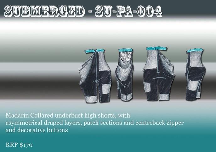 Submerged - Shorts 2