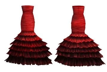 Crimson Dress DDS