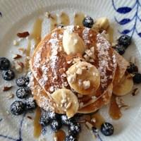 Amerikanske pandekager - den perfekte brunch opskrift