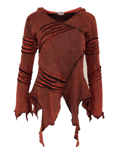 Pixie Hooded Gothic Top
