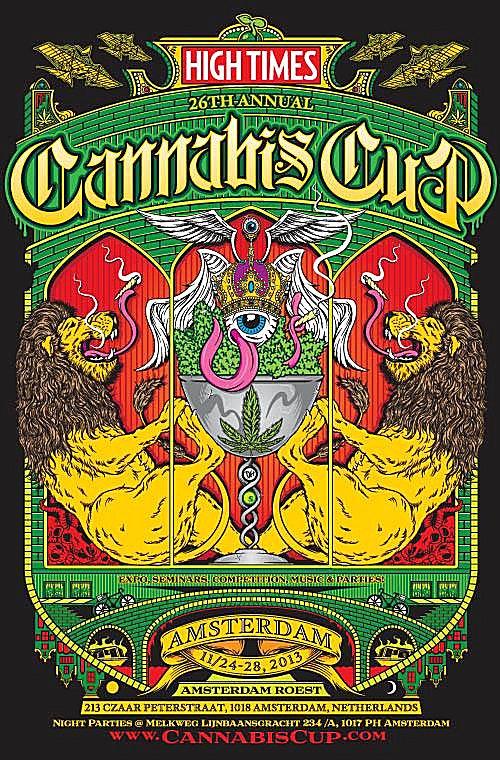 26th Cannabis Cup