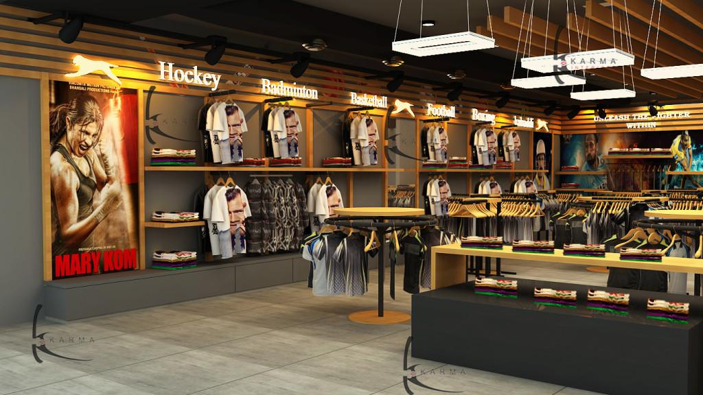 Best Retail Store Amp Showroom Interior Designers In Delhi