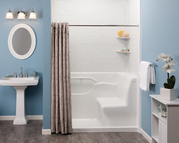 Wheelchair Accessible Bathroom Redesign Restroom