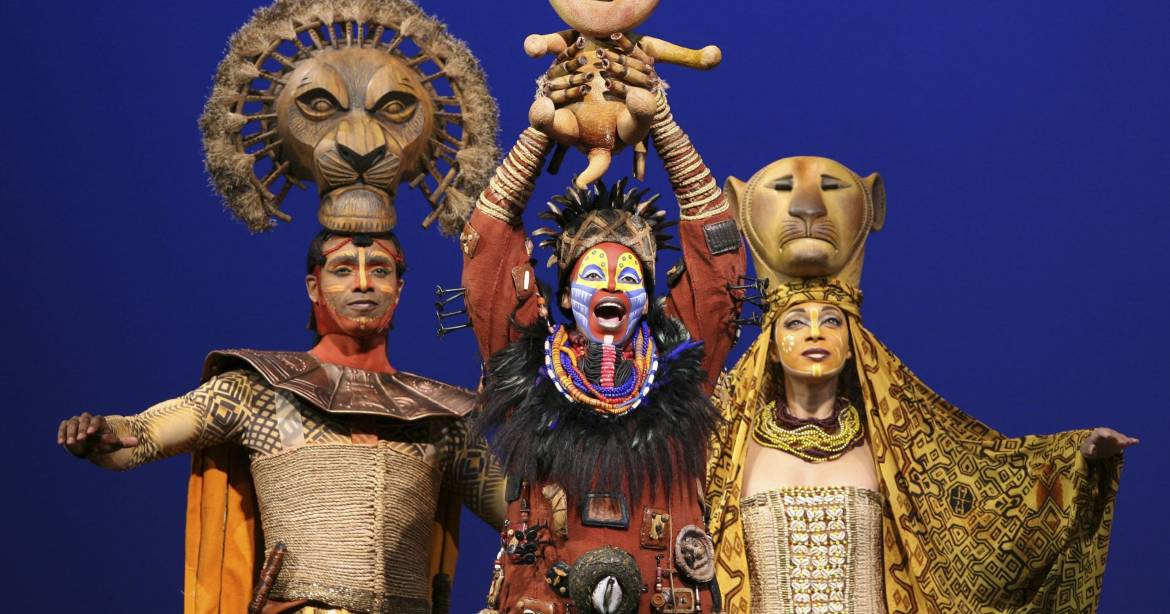 Disney's the Lion King on Broadway