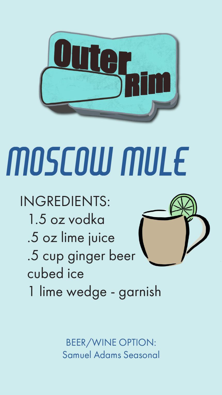 Disney Contemporary Moscow Mule Recipe