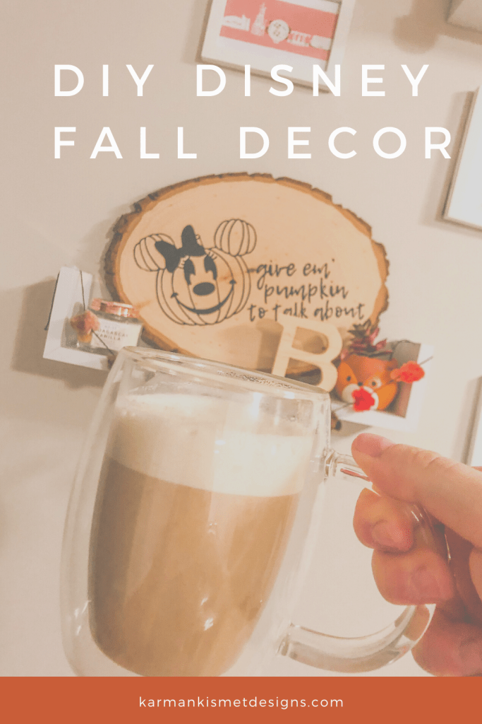 Disney Fall Crafts