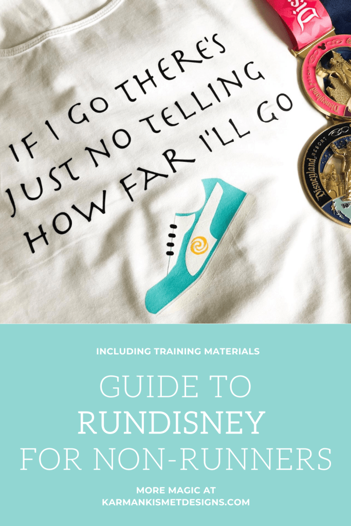 runDisney First Time Runner Guide