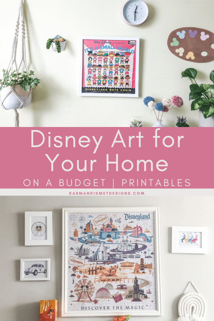 Disney Art for your Home