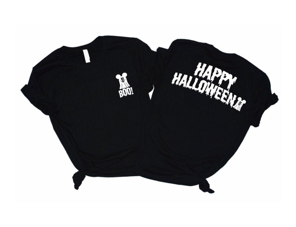 Happy Halloween Disney Shirt
