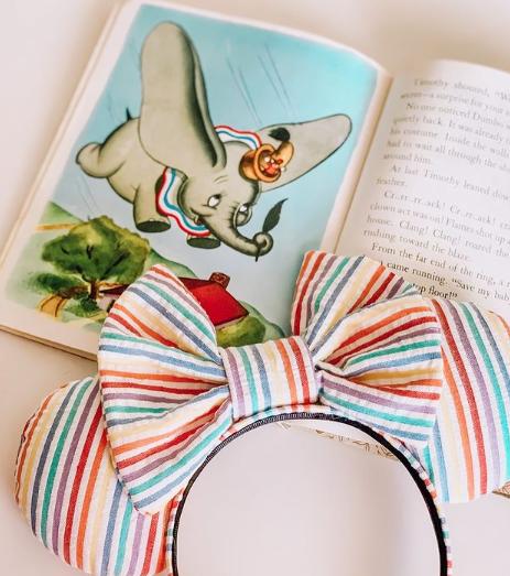 Disney Dumbo Minnie Mouse Ears